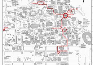 Map Of University Of California Campuses Download Map Uc Berkeley Campus Printable Uc In California Map