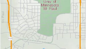 Map Of University Of Minnesota Twin Cities Campus Campus Maps