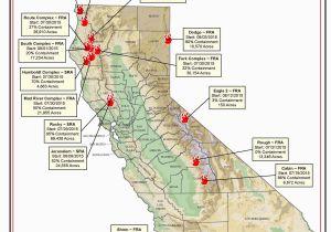 Map Of Venice California Map Of Current California Fires Massivegroove Com