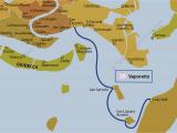 Map Of Venice Italy Airport Water Bus Venice Vaporetto Line 20 Actv