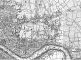 Map Of Victorian England East End Of London Wikipedia