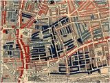 Map Of Victorian England Old Nichol Wikipedia