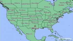 Map Of Waco Texas area where is Waco Texas Located On the Map Business Ideas 2013