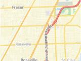 Map Of Warren Michigan Dr Laura J Bahorski Od Locations Warren Mi Vitals Com