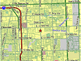 Map Of Warren Michigan Will Call Directions