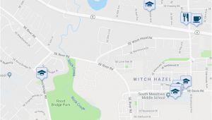 Map Of Washington County oregon Google Maps Hillsboro oregon Secretmuseum