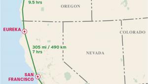 Map Of Washington oregon and California the Classic Pacific Coast Highway Road Trip Road Trip Usa
