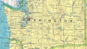 Map Of Washington State and Canada How to Start Homeschooling In Washington State Regional