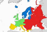 Map Of Western and Eastern Europe Central and Eastern Europe Wikipedia