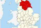 Map Of Yorkshire England with towns Yorkshire Wikipedia