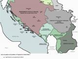 Map Of Yugoslavia In Europe Yugoslavia Ww2 Slavic Serbian Culture Map Historical