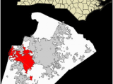 Map or north Carolina Cary north Carolina Wikipedia