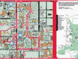 Map Oxford Ohio Ohio Colleges and Universities Map Oxford Campus Maps Miami