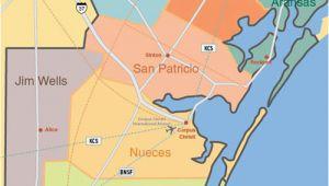 Map Port Aransas Texas Maps A Port Of Corpus Christi