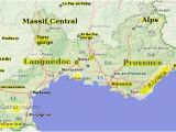 Map Provence France Villages the south Of France An Essential Travel Guide