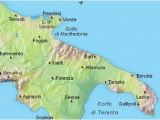 Map Puglia Region Italy Maps and Places to See In Puglia