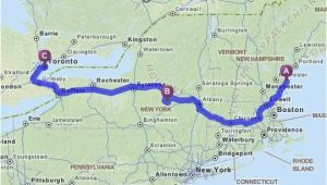 Map Quest Ontario Canada Map Quest Ohio Driving Directions From Ogunquit Maine to