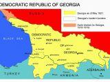 Map Republic Of Georgia sochi Conflict Wikipedia