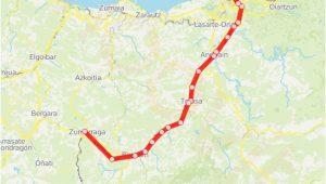 Map San Sebastian Spain C1 Route Time Schedules Stops Maps San Sebastian Donostia