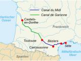 Map Sete France Canal Du Midi Wikipedia