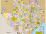 Map Showing Texas Counties Texas County Map List Of Counties In Texas Tx