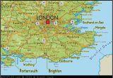 Map south Coast England Map Of south East England Map Uk atlas