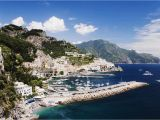 Map southern Italy Amalfi Coast top 5 Places to Visit In southern Italy