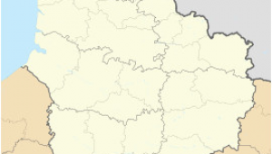 Map St Omer France Saint Omer Wikipedia