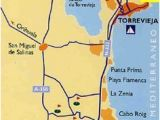 Map torrevieja Spain the top 14 Caravaning Spain Images Spain Destinations