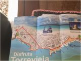 Map torrevieja Spain Trainvision torrevieja tourist Train Aktuelle 2019 Lohnt
