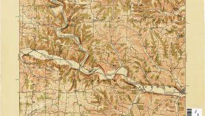 Map Urbana Ohio Ohio Historical topographic Maps Perry Castaa Eda Map Collection