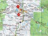 Maps Eugene oregon Lane County oregon Map Of the Lane County oregon Springfield