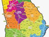 Maps Georgia Counties Part 5 Map Road Globe Zone
