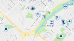 Maps Guelph Ontario Canada 360 Waterloo Avenue Guelph On Walk Score