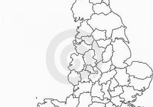 Maps Of England Counties Blank Map Of England Counties Historical Homes and their