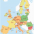 Maps Of Europe with Capitals Awesome Europe Maps Europe Maps Writing Has Been Updated