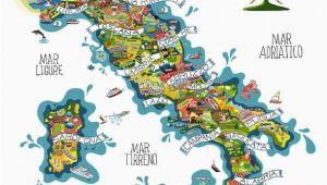 Maps Of Italy for Sale Italy Wines Antoine Corbineau 1 Map O Rama Italy Map Italian