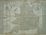 Maps Of southern England the south Part Of Great Britain Called