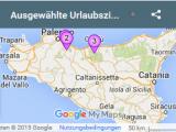 Marsala Italy Map Fotostrecke Santa Flavia Kleine Stadt Mit Groa Em Hafen Sizilien