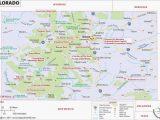 Meeker Colorado Map Coronado Springs Map Luxury Colorado Springs Map Unique Colorado Map