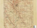Mentor Ohio Map Ohio Historical topographic Maps Perry Castaa Eda Map Collection