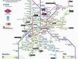 Metro Map Of Madrid Spain Plano Metro Madrid 2006 My soul Madrid Map Spanish Art