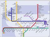 Metro Map Valencia Spain Valencia Subway Map Spain Metro Lines In Pdf