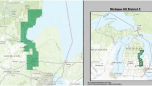 Michigan 14th Congressional District Map Michigan S 3rd Congressional District Revolvy
