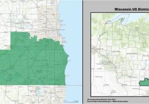 Michigan 8th Congressional District Map Wisconsin S 1st Congressional District Wikipedia
