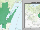 Michigan 8th Congressional District Map Wisconsin S 8th Congressional District Wikipedia
