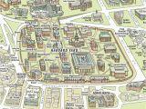 Michigan Central Campus Map Campus Maps