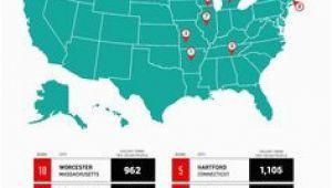 Michigan Crime Map 38 Best Crime Infographics Images Info Graphics Infographics