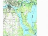 Michigan Dot Map Map Of Sugar island Off Of Sault Ste Marie Michigan and Sault Ste