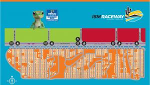 Michigan International Speedway Map Maps ism Raceway